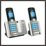 Vtech DECT 6.0 2 Cordless Phones with Bluetooth Connect-to-Cell