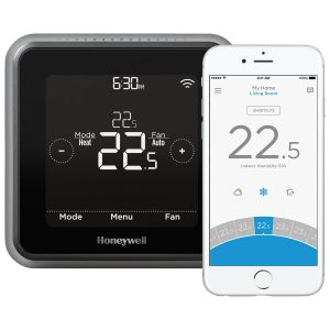lyric t5u0027s manual states you can set up the thermostat by using its touch screen this is true but you cannot get wifi without the lyric app therefore