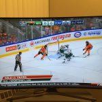 Suntel TV Screenshot Hockey